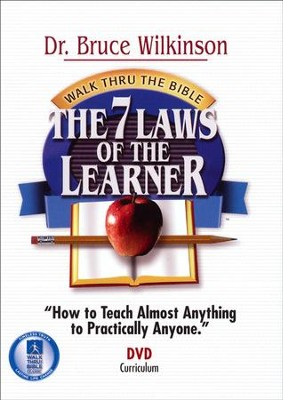 The 7 Laws Of The Learner, DVD Set   -     By: Bruce Wilkinson