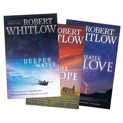 The Tides of Truth Series, Vols 1-3  -     By: Robert Whitlow
