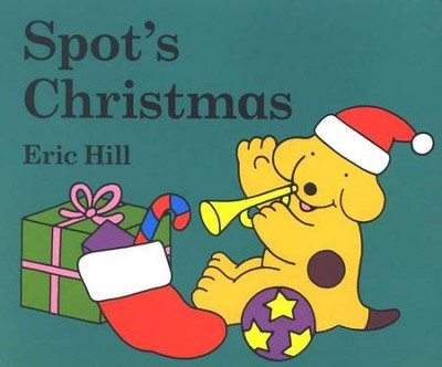 Spot's Christmas Board Book  -     By: Eric Hill