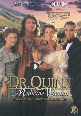Dr. Quinn, Medicine Woman: Season 3, DVD Set   -