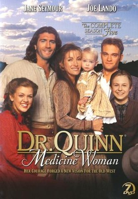 Dr. Quinn, Medicine Woman: Season 5, DVD Set   -