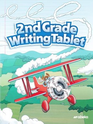 2nd Grade Writing Tablet   -