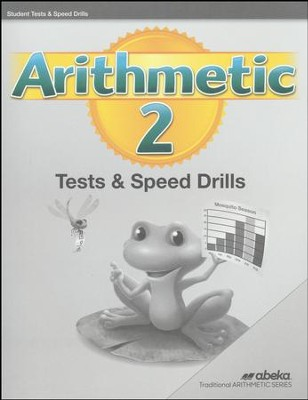 Arithmetic 2 Tests and Speed Drills (Unbound 2nd Edition)  -