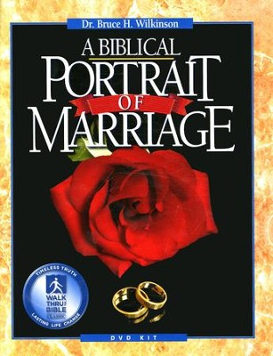 A Biblical Portrait Of Marriage, DVD Set   -     By: Bruce Wilkinson