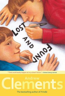 Lost and Found - eBook  -     By: Andrew Clements