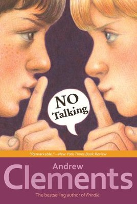 No Talking - eBook  -     By: Andrew Clements
