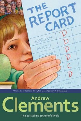 The Report Card - eBook  -     By: Andrew Clements