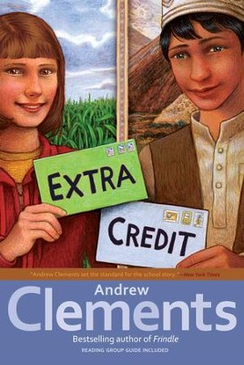 Extra Credit - eBook  -     By: Andrew Clements