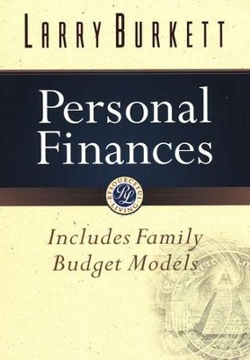 Personal Finances  -     By: Larry Burkett