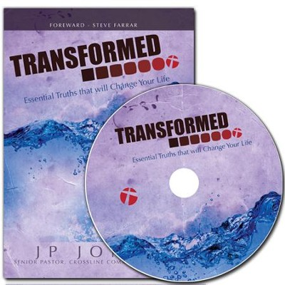 Transformed: Essential Truths That Will Change Your Life  -     By: J.P. Jones