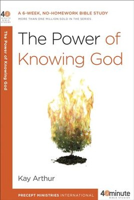 The Power of Knowing God - eBook   -     By: Kay Arthur, David Lawson, BJ Lawson