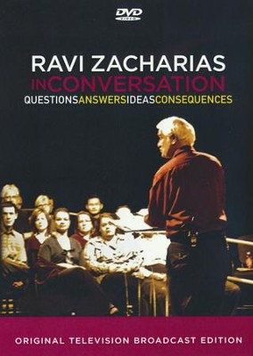 Ravi in Conversation - DVD   -     By: Ravi Zacharias