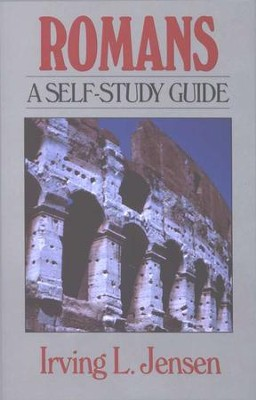 Romans: Jensen Self-Study Guide   -     By: Irving L. Jensen
