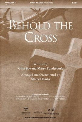Behold the Cross (Anthem)   -