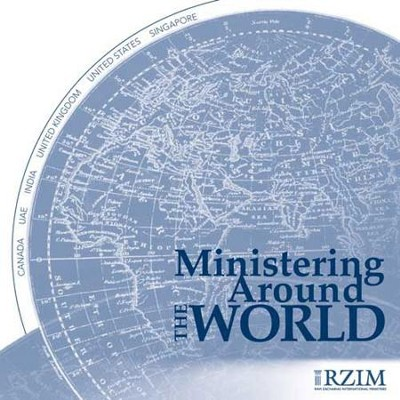 Witnessing to the World - CD   -     By: Ravi Zacharias