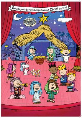 Peanuts Advent Calendar  -