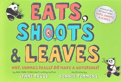 Eats, Shoots & Leaves  -     By: Lynne Truss