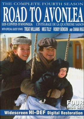 Road to Avonlea: The Complete Fourth Season, 4-DVD Set   -