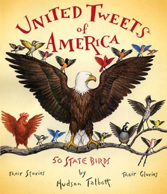 United Tweets of America  -     By: Hudson Talbott
