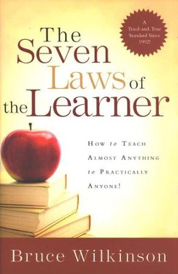 The Seven Laws of the Learner  -     By: Bruce Wilkinson