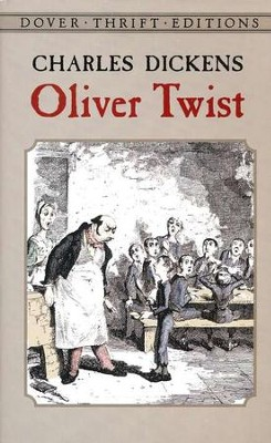 Oliver Twist   -     By: Charles Dickens