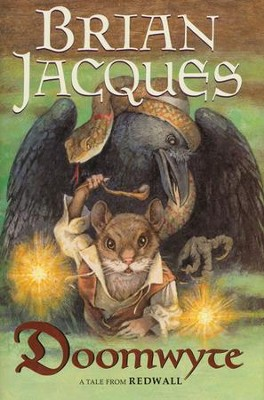 Doomwyte: A Tale from Redwall  -     By: Brian Jacques