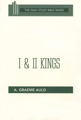 I & II Kings: Daily Study Bible [DSB]   -     By: A. Graeme Auld