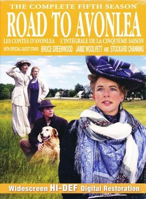 Road to Avonlea: The Complete Fifth Season, 4-DVD Set   -