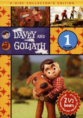 Davey and Goliath: 2-Disc Collector's Edition Volume 1   -
