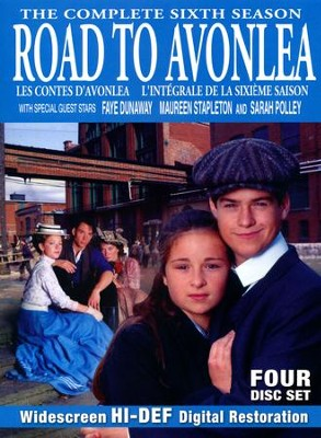 Road to Avonlea: The Complete Sixth Season, 4-DVD Set   -
