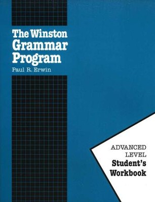 Advanced Winston Grammar Student Packet   -