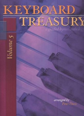 Keyboard Treasury, Volume 5   -     By: Peter Davis