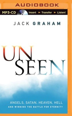 Unseen, Unabridged MP3-CD   -     Narrated By: Eric G. Dove     By: Jack Graham