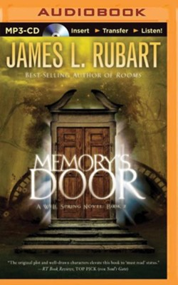 Memory's Door, Unabridged MP3-CD   -     Narrated By: James L. Rubart     By: James L. Rubart
