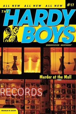 Murder at the Mall - eBook  -     By: Franklin W. Dixon