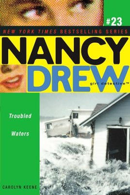 Troubled Waters - eBook  -     By: Carolyn Keene