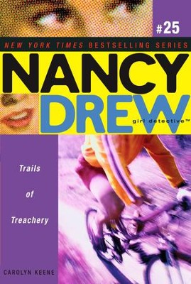 Trails of Treachery - eBook  -     By: Carolyn Keene