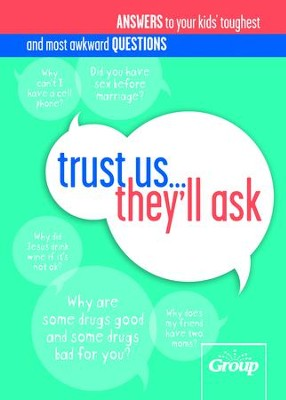 Trust Us...They'll Ask - eBook  -