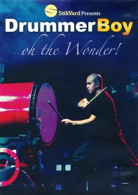 Drummer Boy: Oh the Wonder! DVD   -