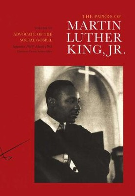 Advocate of the Social Gospel Volume VI  -     By: Martin Luther King Jr.