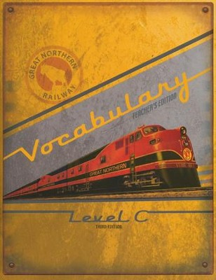 BJU Vocabulary Teacher's Edition, Level C (Grade 9), 3rd Edition    -