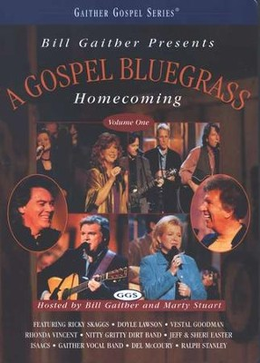 A Gospel Bluegrass Homecoming, Volume 1, DVD   -