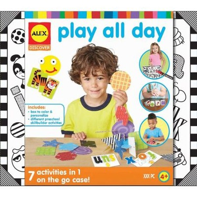 Play All Day Activity Set  -