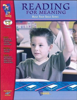 Reading for Meaning Workbook Grades 1-3  -