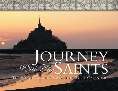 Journey with the Saints  -     By: The Word Among Us Press