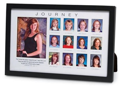 Journey Through the Years Photo Frame  -