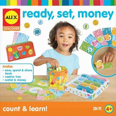 Ready, Set, Money Activity Set  -