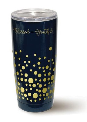 Blessed and Grateful Tumbler  -