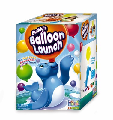 Buddy's Balloon Launch  -