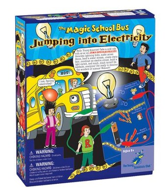 The Magic School Bus: Jumping into Electricity Kit   -